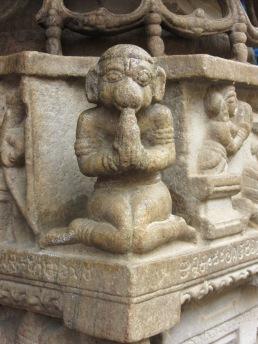 Hanuman, Karnataka, Inde
